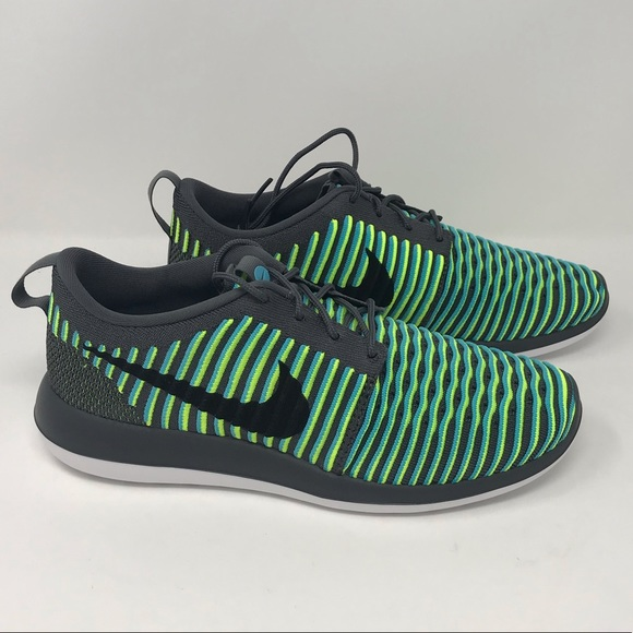 save off 53443 07829 Nike Roshe Two Flyknit Running Shoes - Men NWT